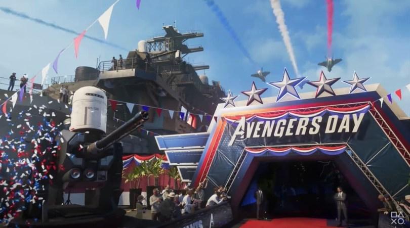 Latest 'Marvel's Avengers' trailer shows how gameplay works