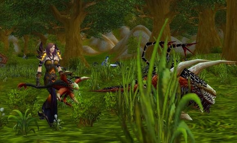 The Queue: Tongues, Warlords questing, and more