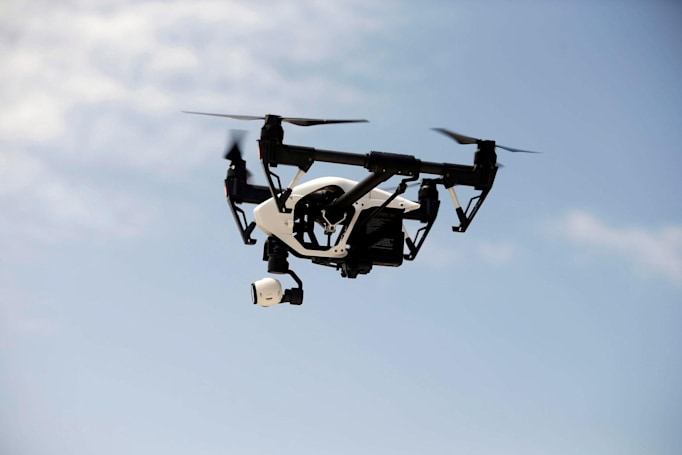 Ohio test uses drones to monitor highway traffic