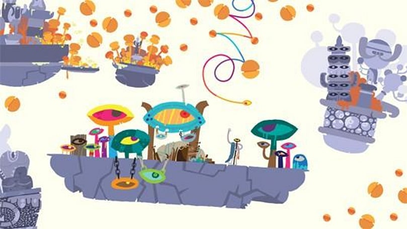 Hohokum soars into art gallery, soundtrack preview available