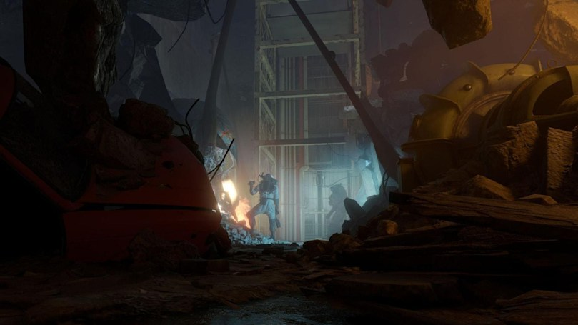 'Half Life: Alyx' will hit Steam on March 23rd