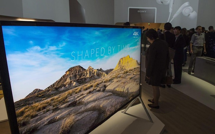 More Sony 4K TVs will support HDR color this fall