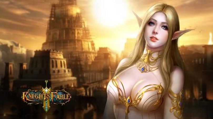 Knight's Fable launching on Wednesday