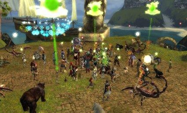 The Daily Grind: Meeting your MMO pals in real-life