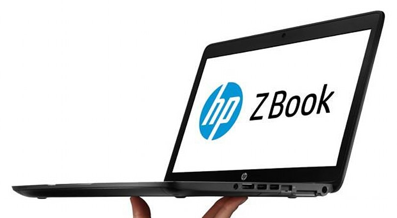 HP launches ZBook mobile workstations with Ultrabook model, 3,200 x 1,800 screen option