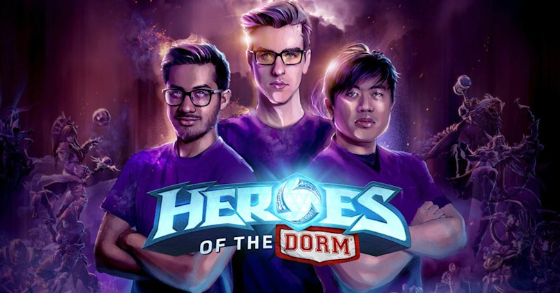 Blizzard cancels 'Heroes of the Storm' eSports plans
