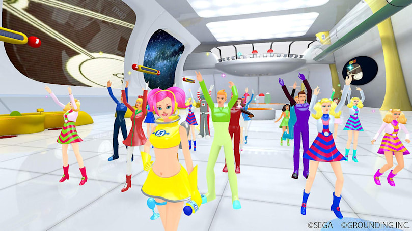 'Space Channel 5' returns in VR form on February 25th