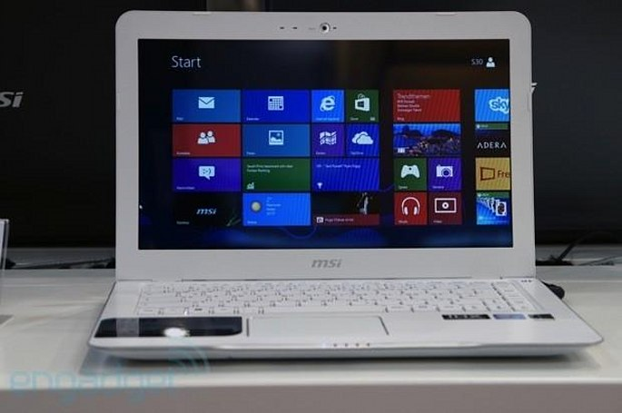 MSI's mid-range S30 laptop is coming to Europe for 699 euros, we go hands-on (video)