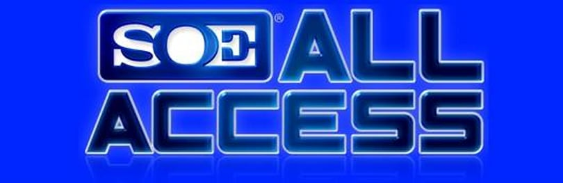 SOE All Access changes pushed back two weeks