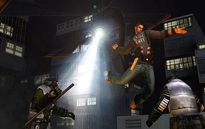 Marc Ecko's Getting Up: Contents Under Pressure now on Steam