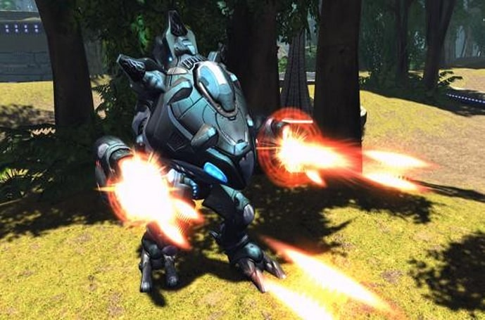 Captain's Log: Star Trek Online's Dyson Sphere ground battle zone