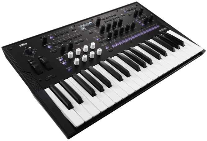 Korg's Wavestate resurrects a classic '90s synth for the modern age