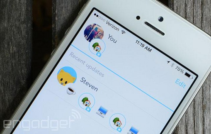 Love emoji-only messaging? Try logging activities with the tiny pictures