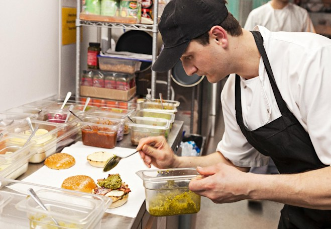 Deliveroo's pop-up kitchens are ticking off local councils
