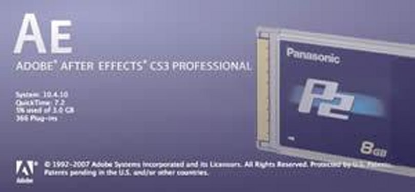 After Effects 8.02 now available