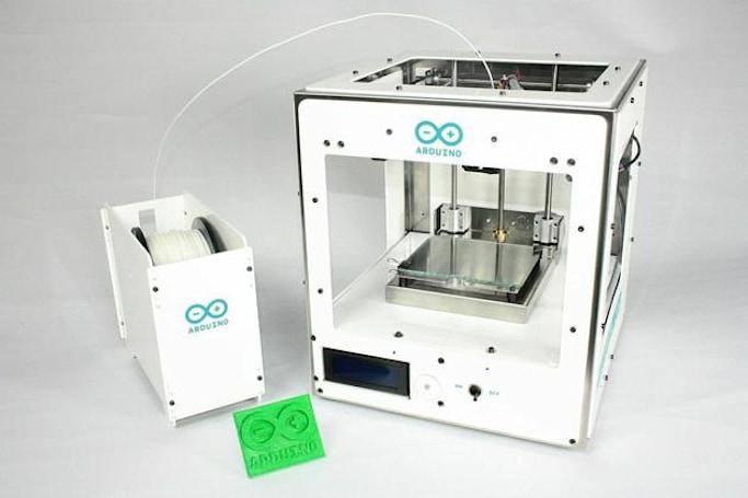 Arduino's new 3D printer lets you modify just about everything