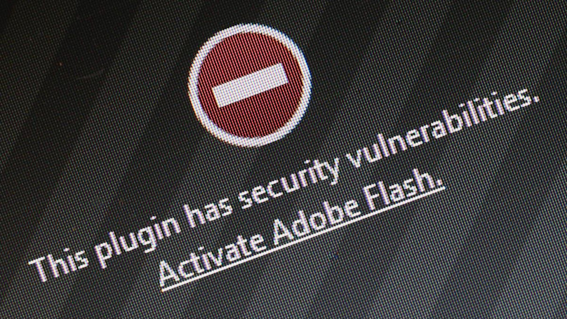 Adobe warns of 'critical vulnerability' in Flash