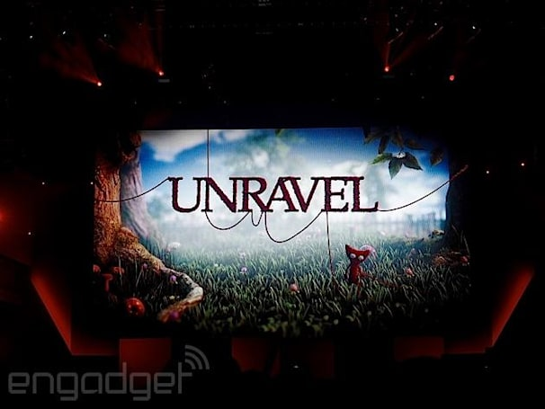 'Unravel' is the adorable new game from a small Swedish studio