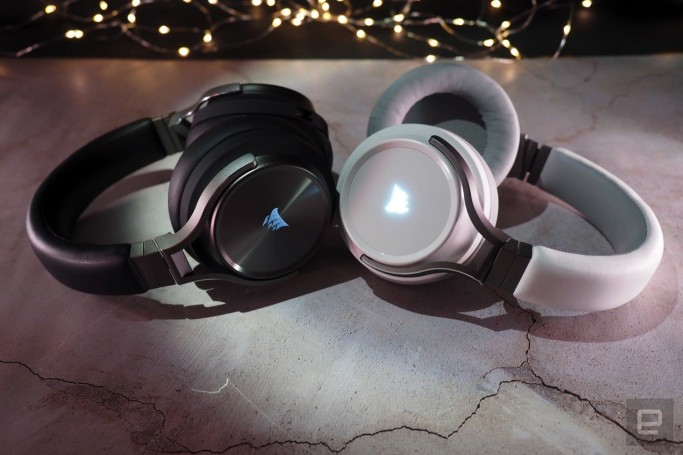 Corsair's Virtuoso RGB SE headset is for classy gamers
