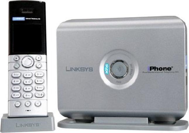 Cisco -- not apple -- announces iPhone branded VoIP phones