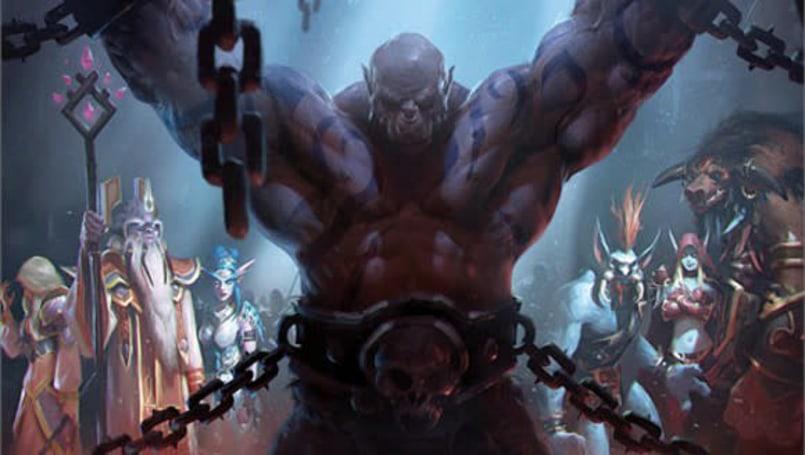 World of Warcraft: War Crimes novel front cover released
