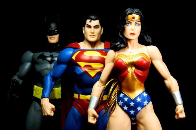 DC Universe's expanded comic book catalog includes 'Wonder Woman'