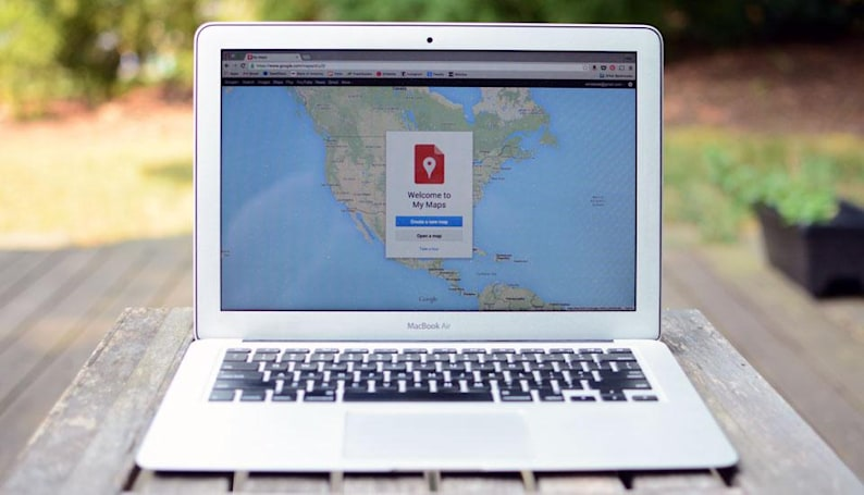 Google parks its map-making tool inside Drive for easy access
