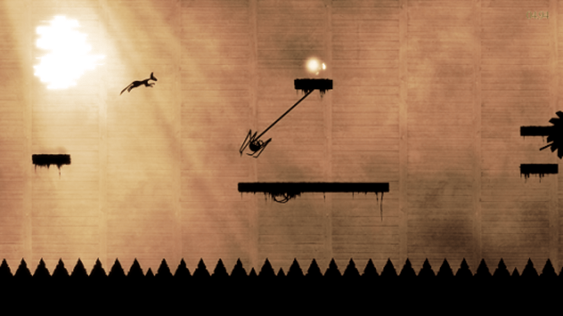 Shadowy platformer A Walk in the Dark now on Steam