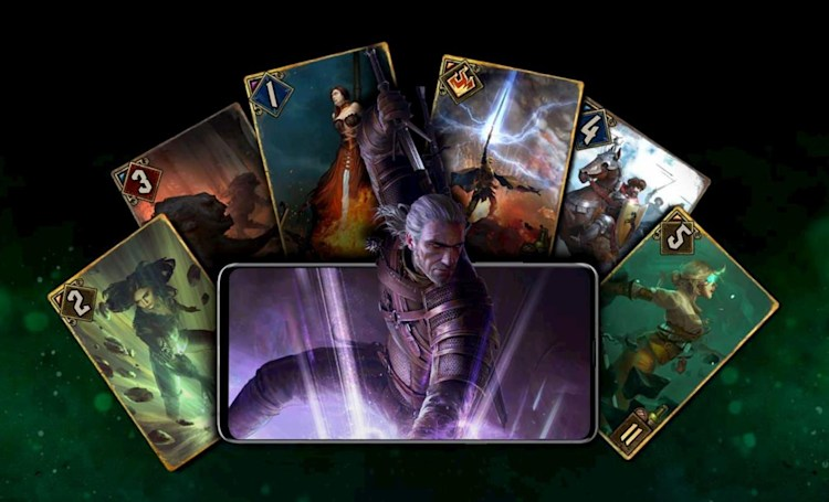 'Gwent: The Witcher Card Game' finally arrives on Android