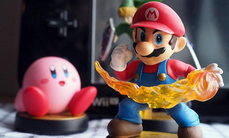 What's going on with Nintendo's Amiibo figurines?