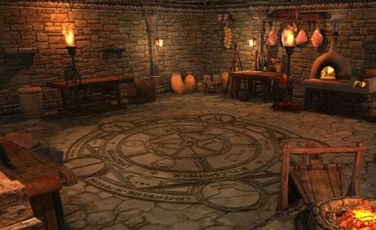 Shroud of the Avatar shows off crafting sigil and more