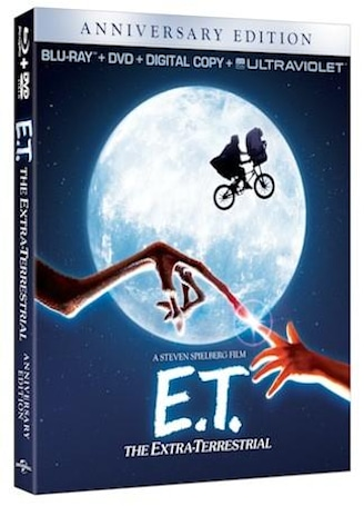 E.T.: The Extra-Terrestrial Blu-ray release date set for October 9th