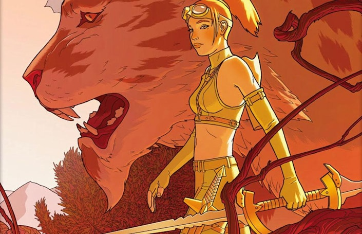 'Nonplayer' comic series is being turned into a movie