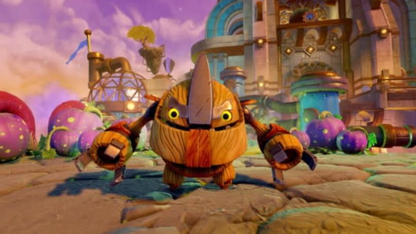 Skylanders Trap Team review: Broccoli Guy's unjust desert