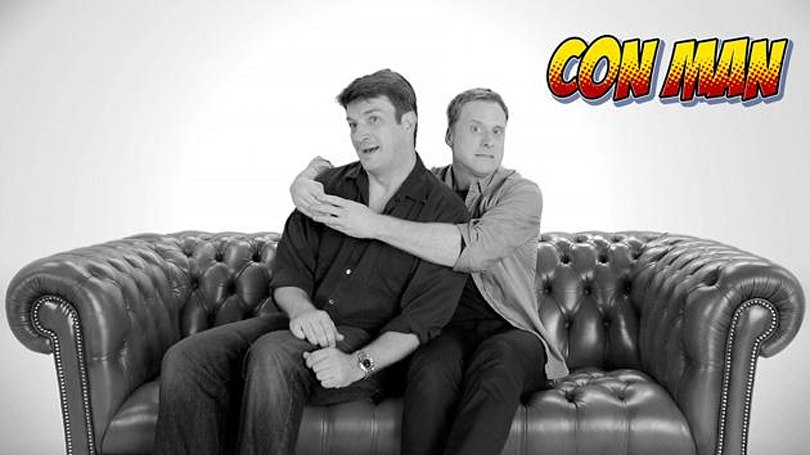 Two 'Firefly' stars are crowdfunding an online comedy series
