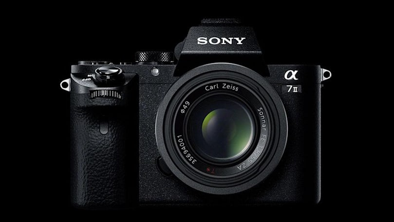 Sony's A7 II camera gets a faster and more accurate autofocus