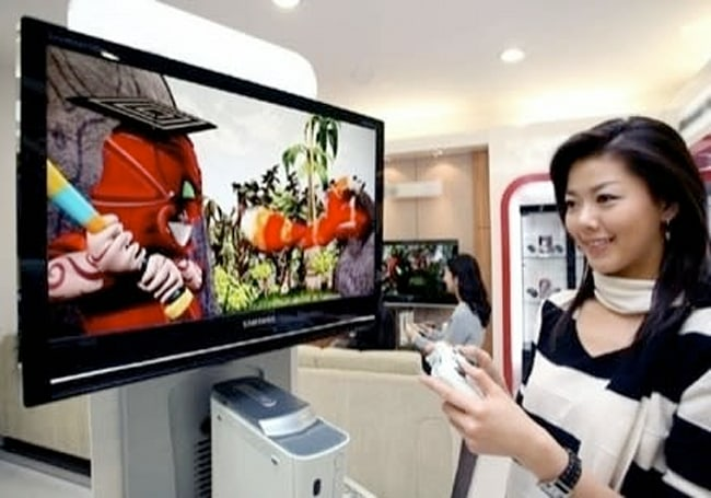 """Samsung's (not quite) """"Full HD"""" 22-inch LCD TV: FTW?"""