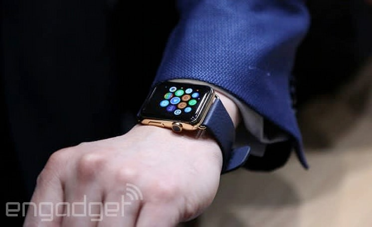 Apple Watch Edition buyers will get the red carpet treatment
