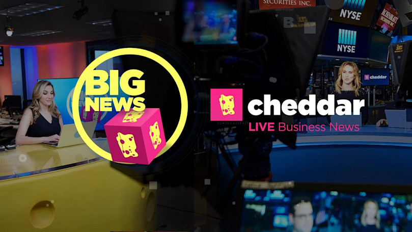 YouTube TV brings two Cheddar digital-only shows to its lineup