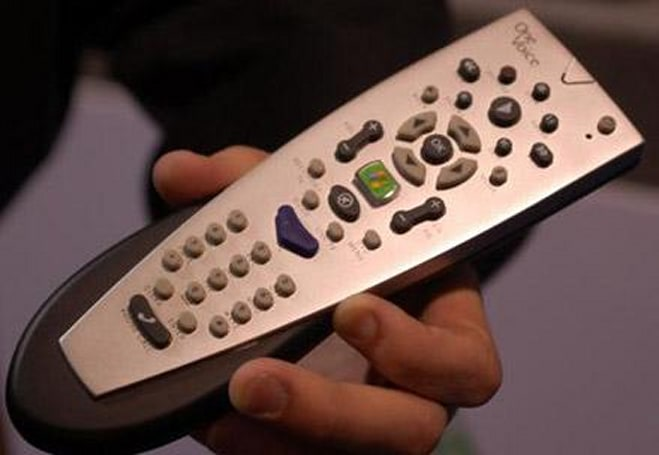 My Voice Remote gives your fingers a break