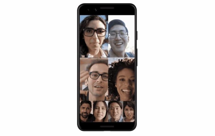 Google Duo's group video calls roll out to everyone