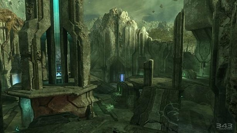 The Master Chief Collection getting Halo 2's 'Warlock' map