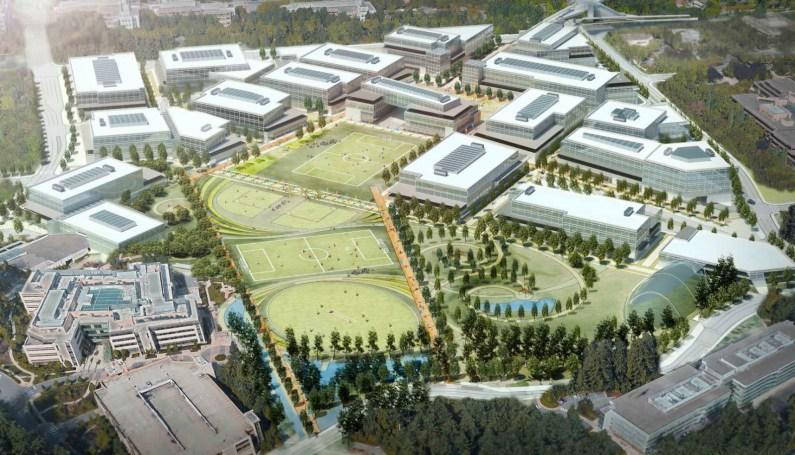 Microsoft's Redmond HQ is getting a multi-billion dollar makeover