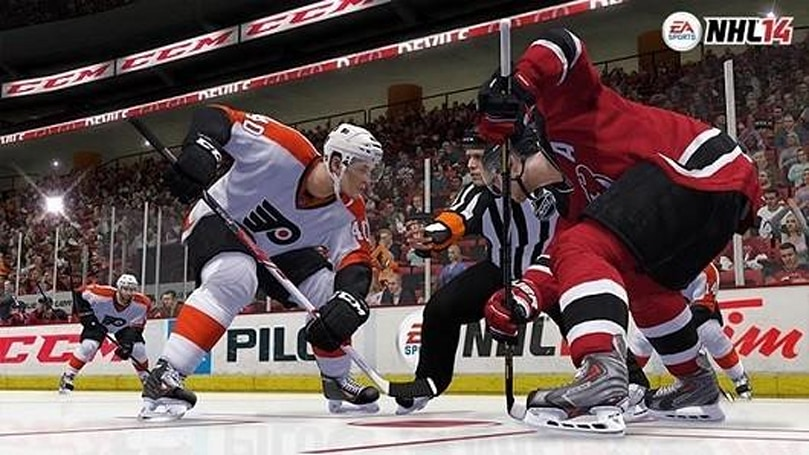 Improved stick skills shown off in NHL 14 trailer