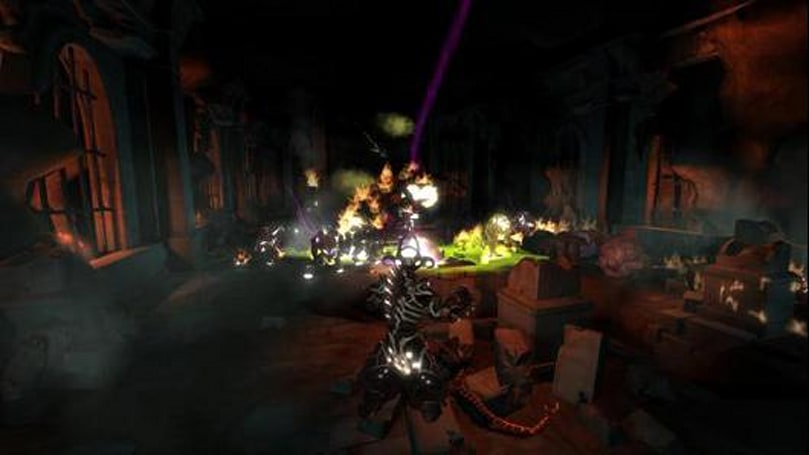 Hellgate is back, again, this time on Greenlight
