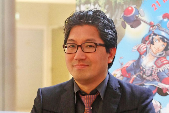'Sonic' designer Yuji Naka joins Square Enix