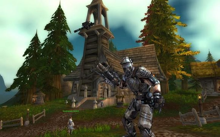 What is Blizzard planning for its next MMO?