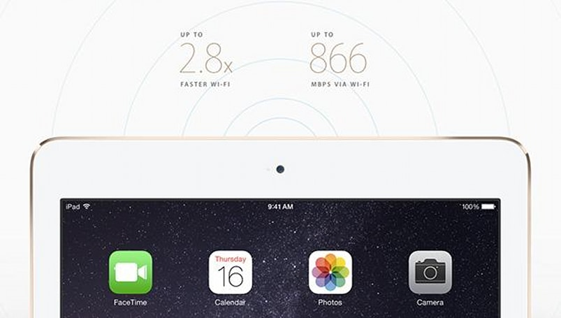 Apple's new iPads choose LTE at will from AT&T, Sprint, T-Mobile or EE