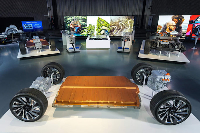 GM's cheaper, adaptable Ultium batteries are key to its EV future