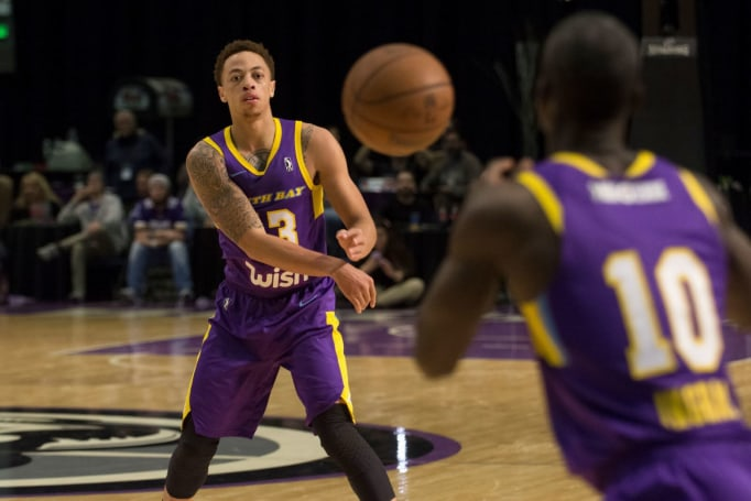 Twitch partners with NBA's G League to livestream games